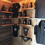 Gift Store at Gilman Brewing