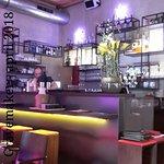 Interieur-Bar