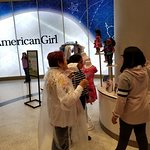 American Girl Place New York Photo