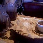 Nacho chips galore