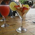 Martini de las frutas . . Jajaja