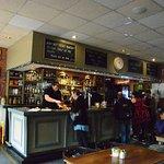 Inside Riverside Inn, Callander, Scotland