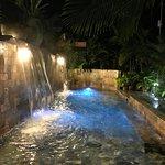 Two-waterfall Guaria Pool