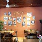 Cafeteria Restaurant El Conde Foto