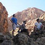 hiking trip to the Atlas mountains