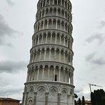 La famosa torre de Pisa, Tuscany, Italia