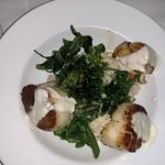 Seared Scallops - Fantastic & perfectly cooked