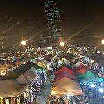 Train Night Market Φωτογραφία