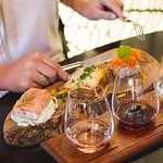 Exclusive Food & Wine Match Lunch