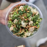 Spicy Kale Chicken Bowl