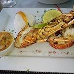 Restaurant Hostellerie Des Chateaux Foto