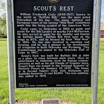 The history of Scout's Rest