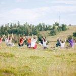 Vedic Yoga retreat in western part of Ukraine