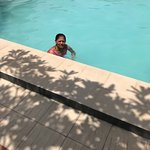 All facilities are great garden fantastic, pool is great one the best round Kutch but only thing