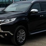 Atmosphere VIP 7-Seater Pajero