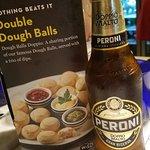 Very limited beer menu