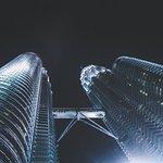 ภาพถ่ายของ ตึกแฝดเปโตรนาส