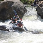 Whitewater Rafting on the Summer Season