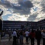 Beautiful plaza