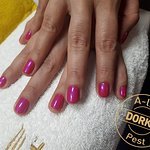 Manicure (gellac) by Dorka, Hand and Foot Care Specialist, A-list Pest