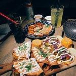 Street Food Combo & Starters Combo