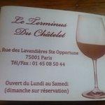 Photo of Au Terminus du Chatelet