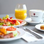 breakfast in Ginger&Fred restaurant, everyday from 7am!