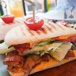 Cubano sandwich