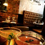 Margaritas at Dobson & Parnell