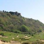 Three Cliffs Bay 5 - Castle Ruins