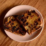 Sam's Sourdough Fruit Toast