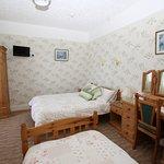Standard family en suite room