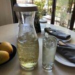 The refreshing Pandan Water
