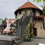 The round tower - bellavista point
