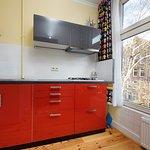 appartment: keuken, kitchen, cuisine, Küche, cucina, cocina