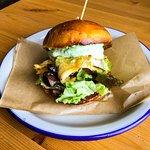Lymington Plaice Burger