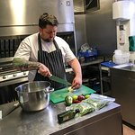 Our Head Chef Andy Jones