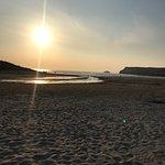 Foto de Polzeath Beach