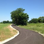 Agricenter Sunflower Trail is a bike/pedestrian trail that is 2.5 miles and goes through the RV