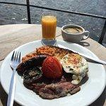 Barge Breakfast