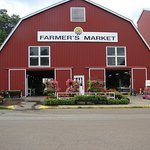 Walk to the seasonal Farmer's Market 6 days a week from May through October.