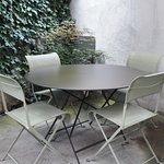 Foto van La table de Panturle