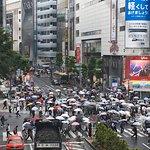 ภาพถ่ายของ ห้าแยกชิบุย่า