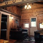 Beautiful 1917 cabins with gorgeous views for families to enjoy.