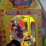 The duck machine!!! PLUCKY DUCKY!