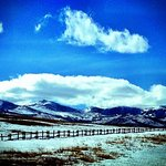 A view of the Bighorn Mountains Wyoming!