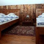 Sypialnia- ap.drewniany