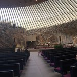 Valokuva: Temppeliaukion kirkko