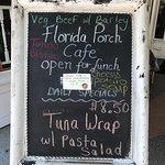 Foto de Florida Porch Cafe