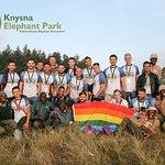 Mr Gay World 2018 Delegates Visit the Park